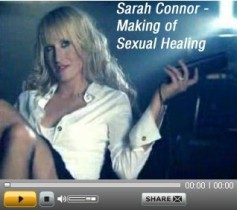 Video Making Off Sexual Healing