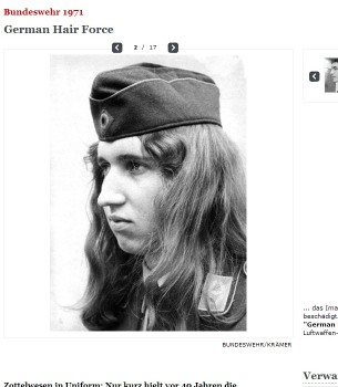 Hairweb De Militar Frisuren Gestern Und Heute