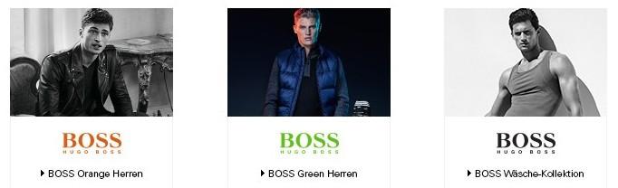 hugo boss neue kollektion black orange green. Black Bedroom Furniture Sets. Home Design Ideas