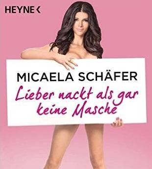Bilder von scheffer nackt mikaela Micaela Schaefer