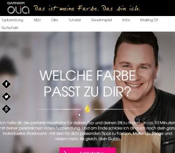 promo code d0192 4cff4 HairWeb.de • Guido Maria Kretschmer: Friseure? Nein Danke ...