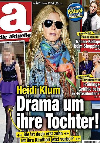 Hairwebde Heidi Klum Liebte Ihren Friseur Kinder Mann Und Freund