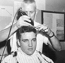 Hairweb De Elvis Presley Sein Friseur Seine Tolle Koteletten