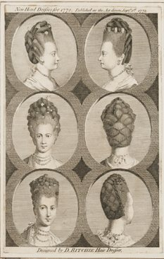 Hairweb De Mode In Barock Rokoko Frisuren In Der Historie
