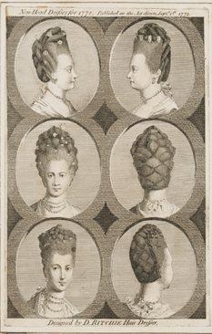 Frisuren Frauen Mittelalter
